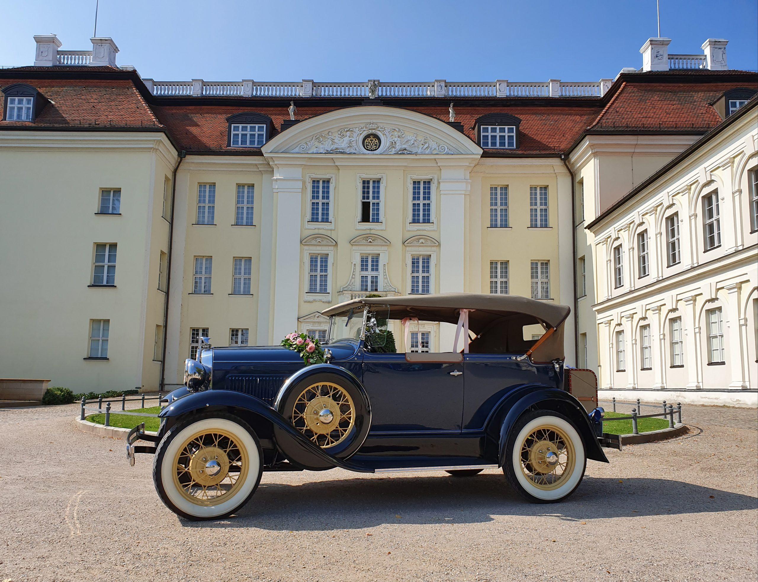 ford model a deluxe phaeton baujahr 1931 cabriolet dunkelblau