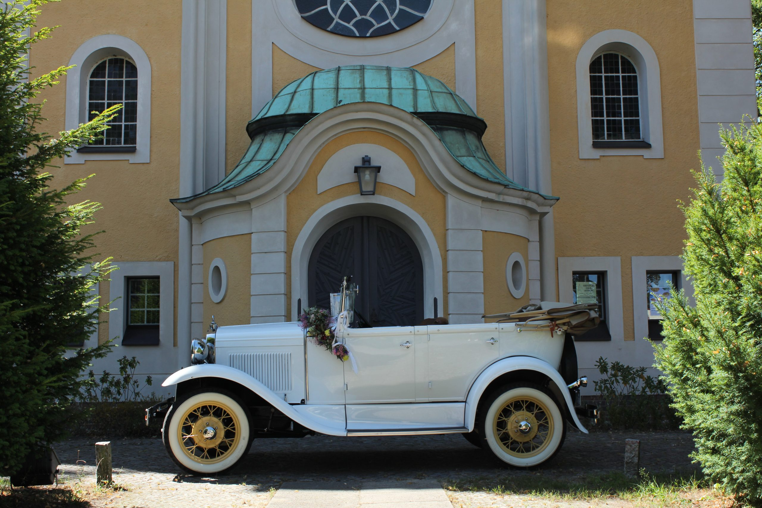 ford model a standard phaeton baujahr 1930 cabriolet weiß
